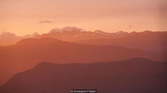 بازماندگان تمدن تایرونا در پی حمله فاتحان اسپانیایی به کوههای سیرا نوادا گریختند