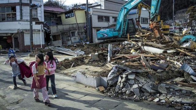 日本災後重建