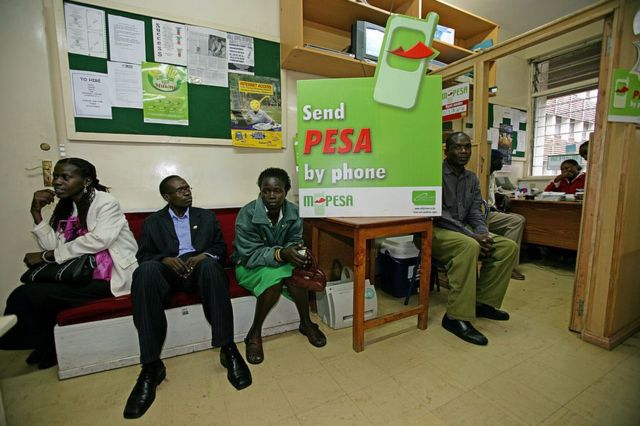 Money via mobile: The M-Pesa revolution