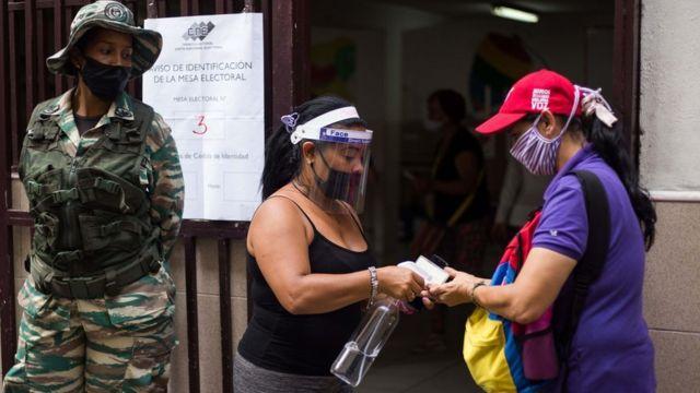 Venezuela seçimleri