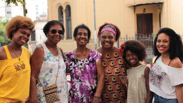 Soffia e as mulheres de sua família