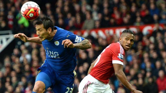 Urukino rwa Leicester City na Manchester United