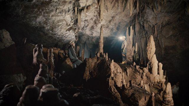 El interior de la Cueva de los Tayos (Foto: Miguel Garzón)