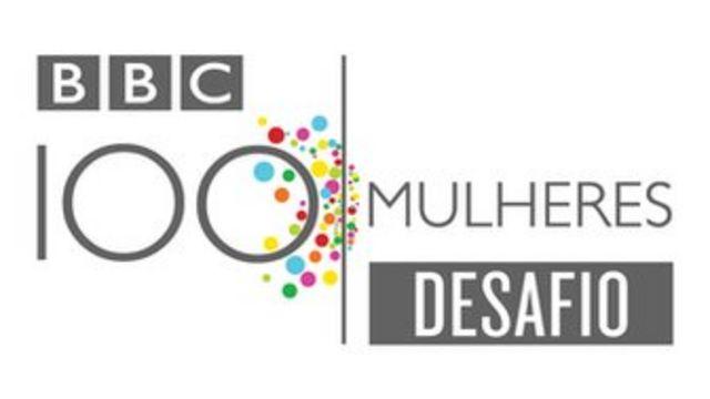 Logo do #100 Mulheres