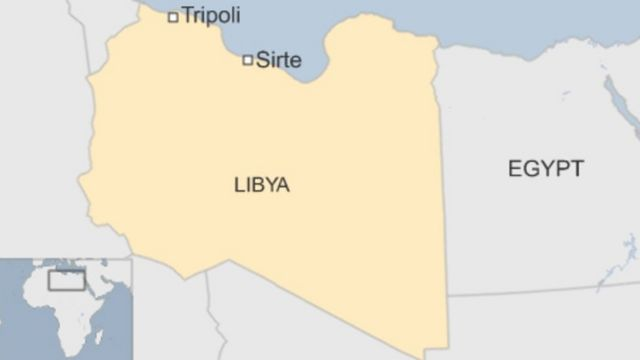 Sirte imaze umwaka yifatiwe na IS