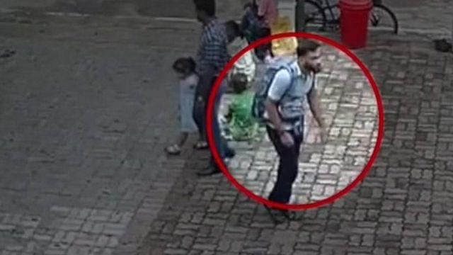 श्रीलंका में सीरियल धमाके का संदिग्ध हमलावर