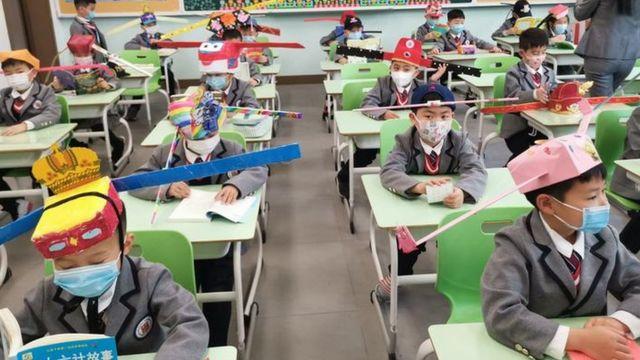Reopening of Schools: https://www.bbc.com