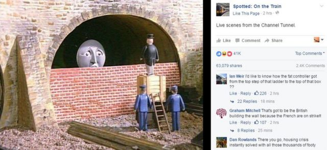 Henry the engine
