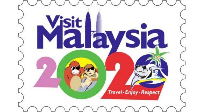Logo kampanye pariwisata Malaysia