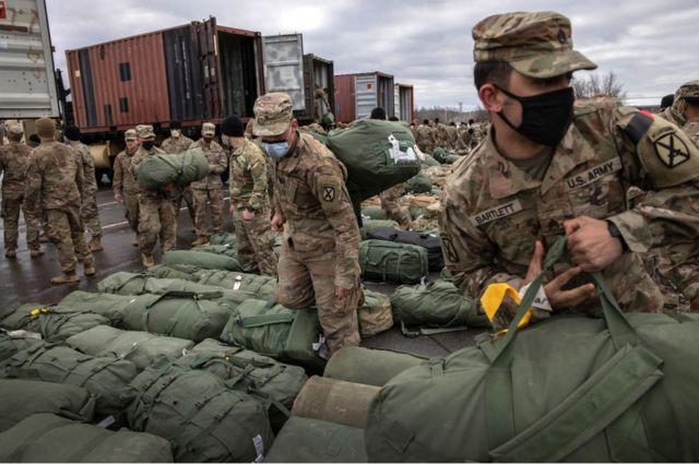 ABD, 11 Eylül itibarıyla Afganistan'dan tüm askerlerini çekmeyi planlıyor