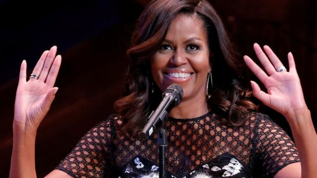 ABŞ-ın Birinci Xanımı Michelle Obama