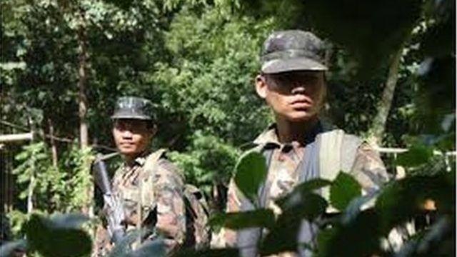 ကေအန်အယ်အေတပ်မဟာ ၅ တပ်ဖွဲ့ဝင်တချို့