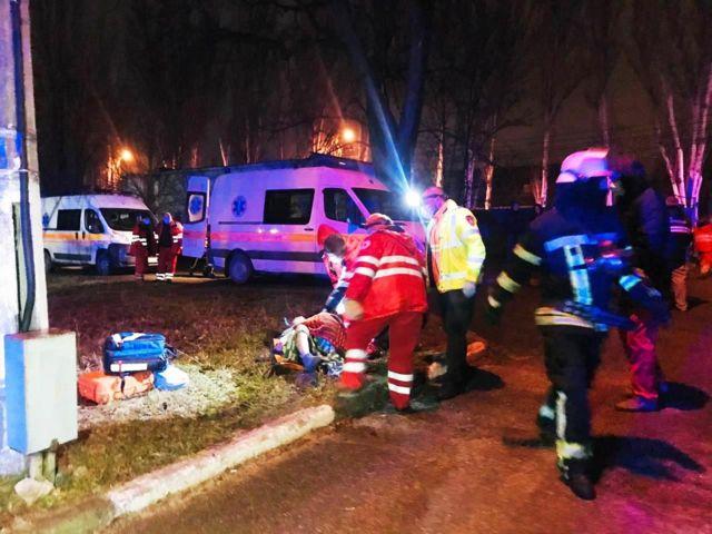 Пожежа в запорізькій лікарні, що приймала хворих на Covid-19: є загиблі