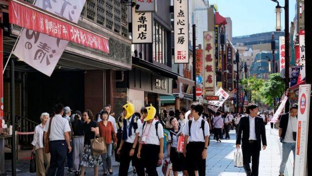 2019年,横滨唐人街(photo:BBC)