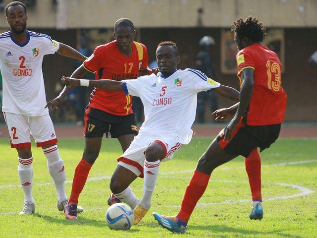 Le Congo est dernier dans le groupe E après deux défaites consécutives dans les éliminatoires du Mondial 2018 en Russie.