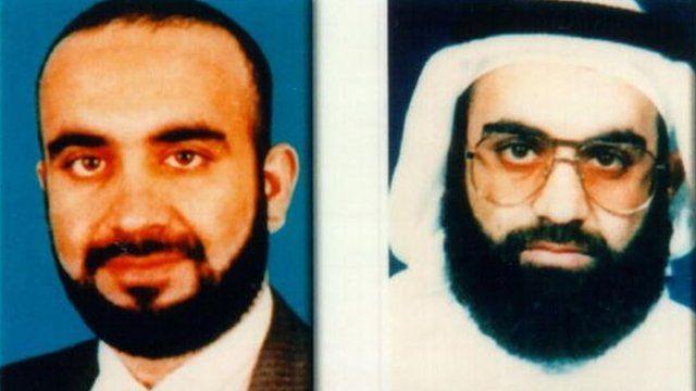 O paquistanês Khalid Sheikh Mohammed