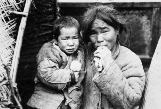 Nạn đói Trung Quốc