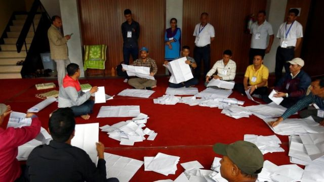 स्थानीय चुनाव
