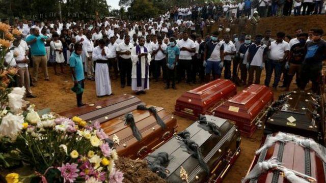 श्रीलङ्का - अन्तिम संस्कार