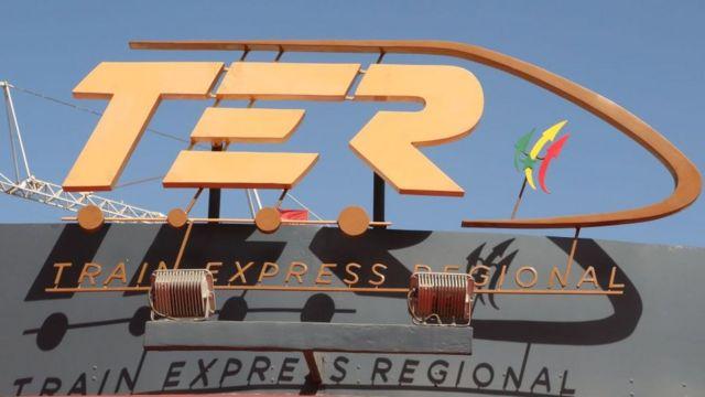 Le Train Express Régional, le TER, qui devra relier Dakar à l'aéroport Blaise Diagne.