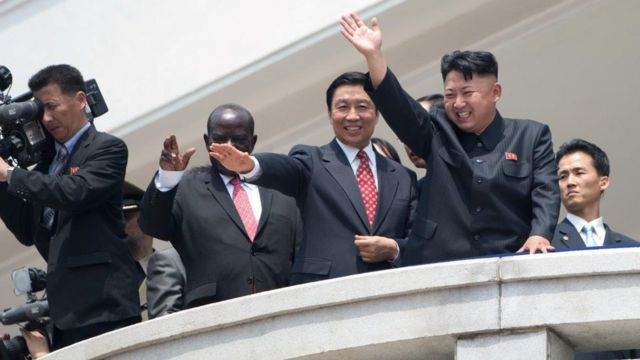 Lần cuối Bình Nhưỡng mời lãnh đạo TQ sang là chuyến thăm tháng 7/2013 của Ủy viên Bộ Chính trị Lý Nguyên Triều