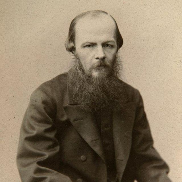 Фотография Достоевского