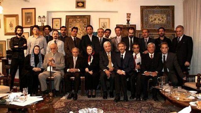 اعضای شورای مرکزی و هیئت رییسه جبهه ملی در سال ۱۳۹۴