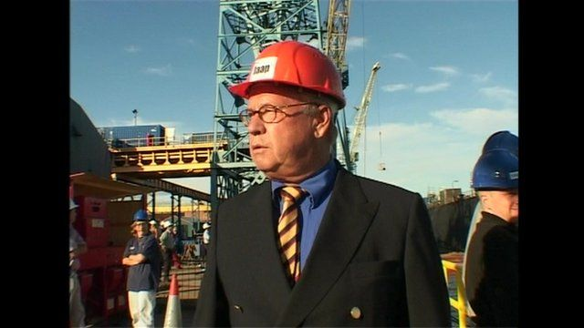 Jaap Kroese in 2003
