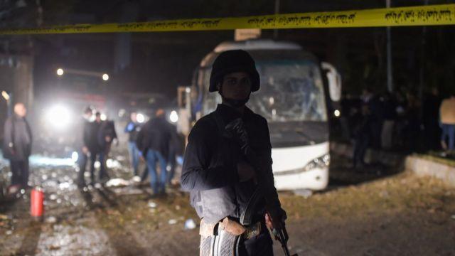مامور پلیس مصر