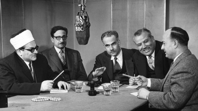 ندوة في إذاعة بي بي سي عربي