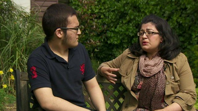 A Muslim family in West Yorkshire to talk about the role of social media and the draw of IS