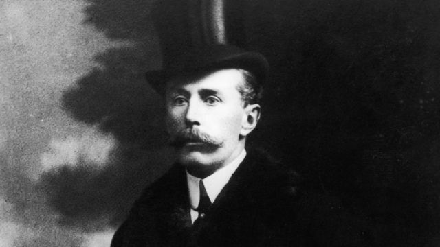 Джордж Бьюкенен в 1912 году