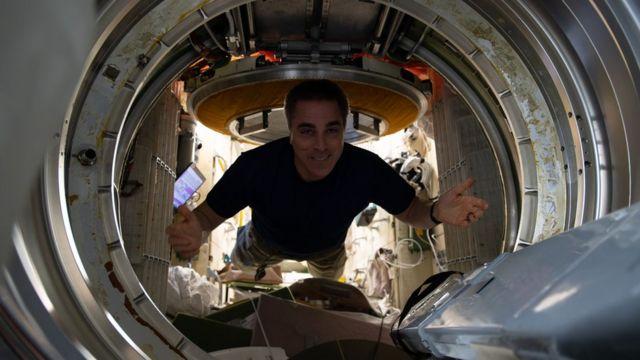 Astronauta Chris Cassidy