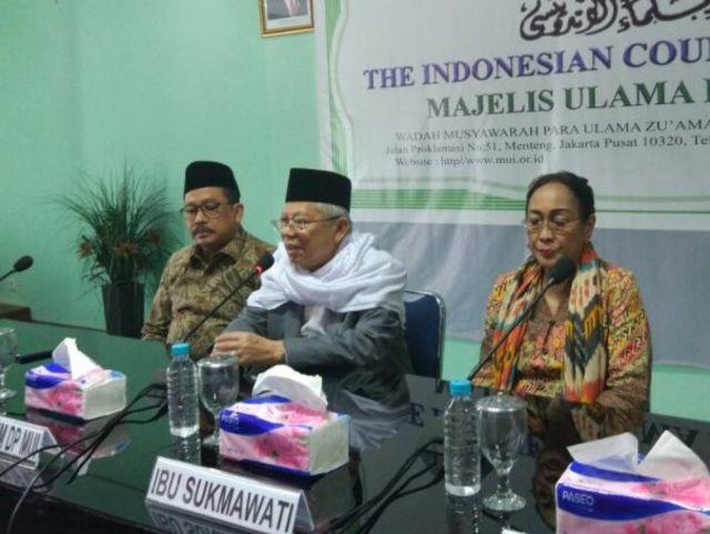 Maruf Amin Sukmawati