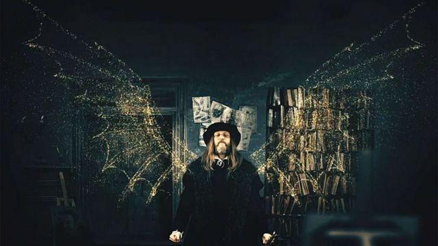 Leonardo da Vinci imaginado con alas en la serie Revoluciones: las ideas que cambiaron el mundo, de la BBC.