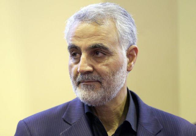 Janaraal Qaasim Suleeymaan
