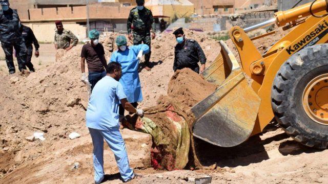 Makaburi ya jumla nchini Iraq