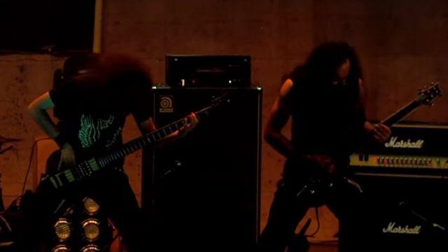 راک و متال ایرانی