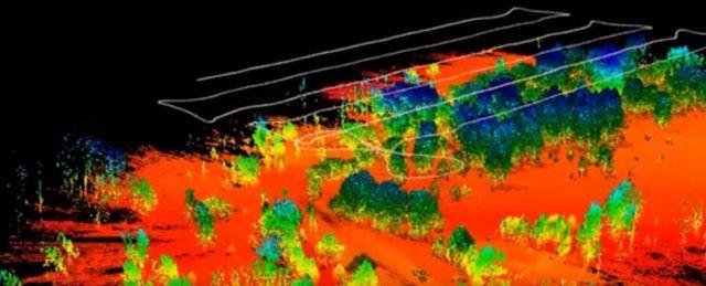 karta radijacije