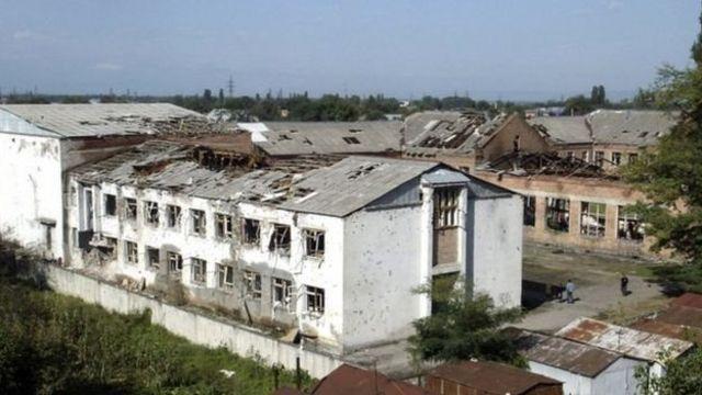 گروگانگیرها در روز اول سال تحصیلی مدرسه را اشغال کردند