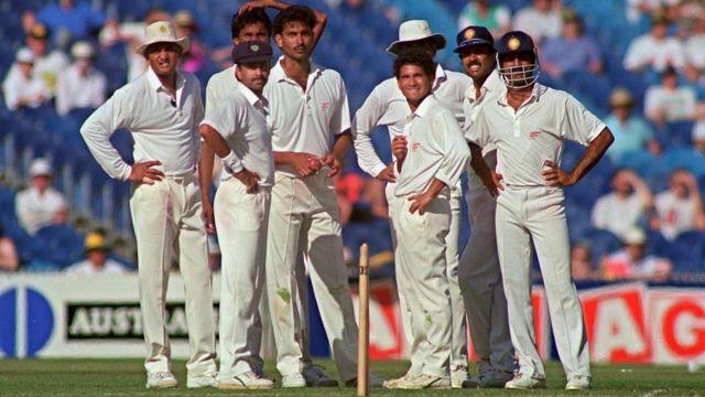 1991-ல் பாக்சிங் டே டெஸ்ட் போட்டியில் இந்திய அணி