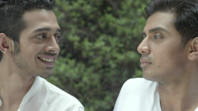 Célèbre How a new gay love story was shot in secret in India - BBC News NY86