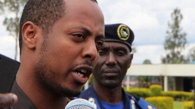 Akọrin ọmọ ilẹ Rwanda Kizito Mihigo lọdun2014