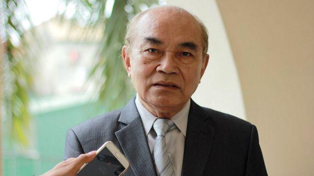 Giáo sư Lâm Quang Thiệp