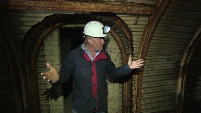 World War Two tunnels open to the public in Dover