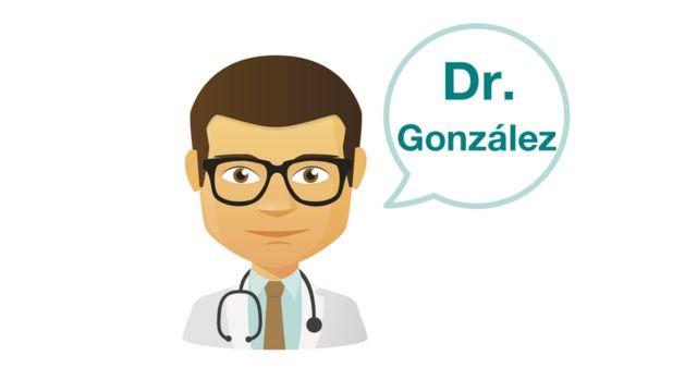 Dr. González
