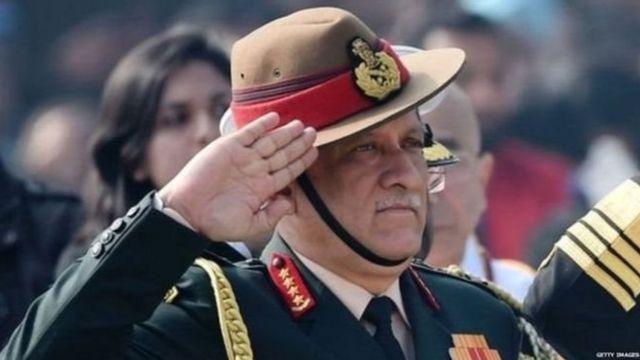 जनरल बिपिन रावत