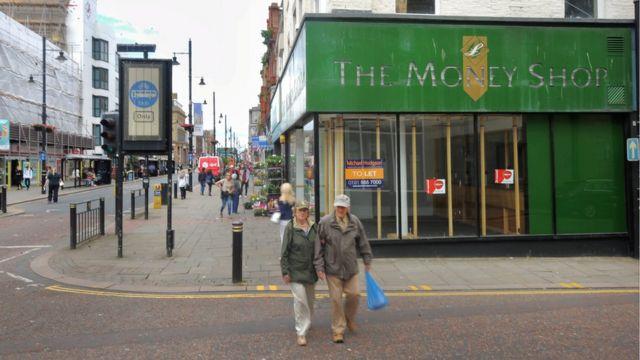 The Money Shop, Sunderland