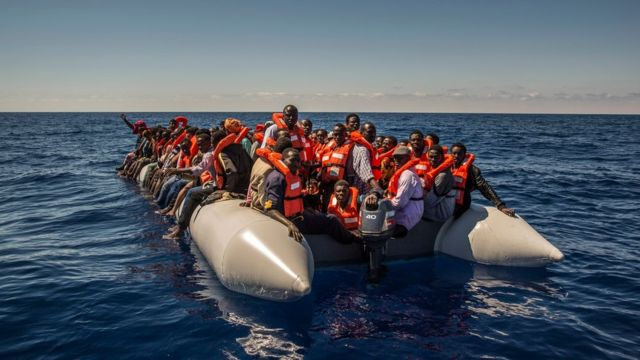 Four dead after 'Libyan Coast Guard' vessel attacks migrant boat