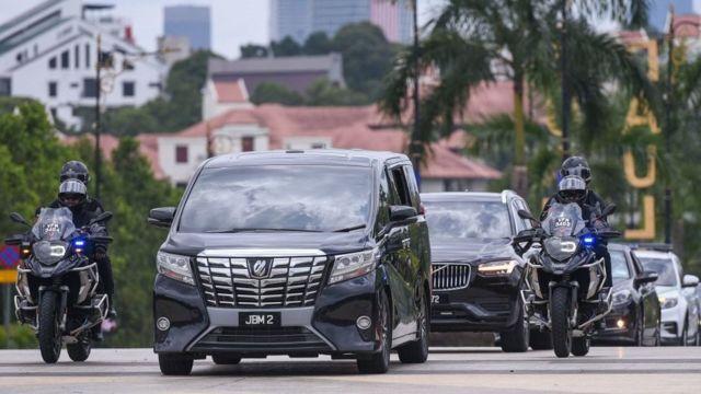 PM Malaysia Muhyiddin Yassin